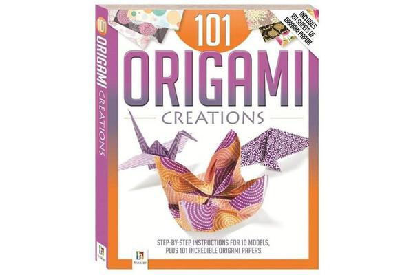 Image of 101 Origami Decorations