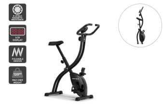 Fortis Foldable Magnetic Flywheel Exercise Bike