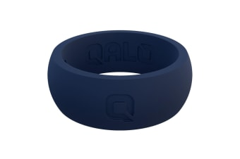 QALO Men's Q True Blue Q2X Ring Size 10