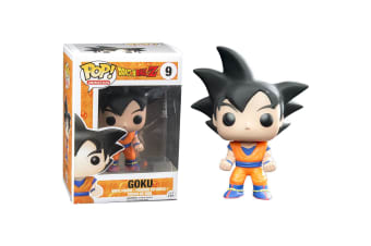 Dragon Ball Z Goku Black Hair US Exclusive Pop! Vinyl
