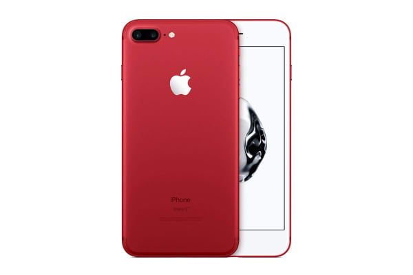 Apple iPhone 7 Plus (256GB, RED - Special Edition)