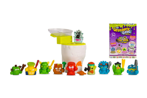 The Grossery Gang 10 Groceries Pack S5