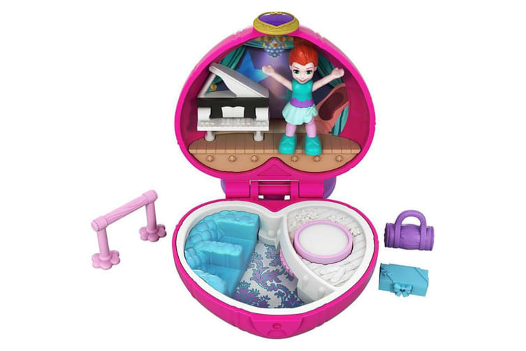 Polly Pocket Tiny Pocket World Sashay Ballet