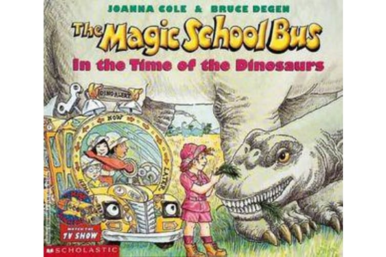 The Magic School Bus - In the Time of the Dinosaurs
