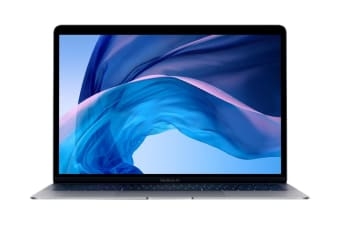 "Apple 13.3"" MacBook Air 2019 MVFJ2 (1.6GHz i5, 8GB RAM, 256GB SSD, Space Gray)"