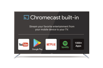 "SONIQ NX-Series 75"" Ultra HD Google Chromecast TV N75UX17A-AU 100Hz"
