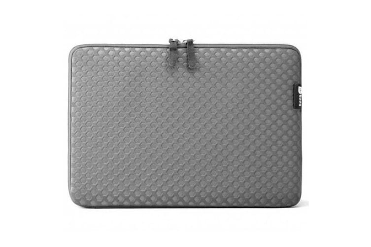 """Booq TSP13T-GRY Taipan Spacesuit Laptop Case/Sleeve 13"""" for Macbook Pro Grey"""