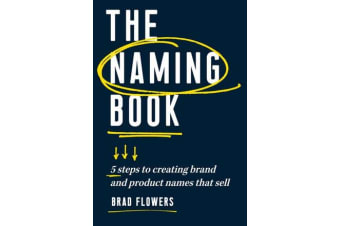 The Naming Book - 5 Steps to Creating Brand and Product Names that Sell