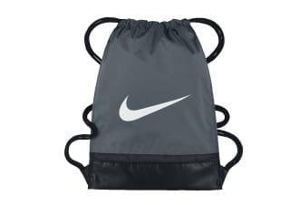 Nike Brasilia Training Gymsack (Flint Grey/Black/White)