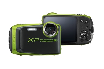 Fujifilm FinePix XP120 (Lime)