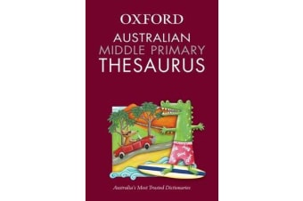 Australian Middle Primary Thesaurus