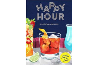 Happy Hour - A Cocktail Card Game