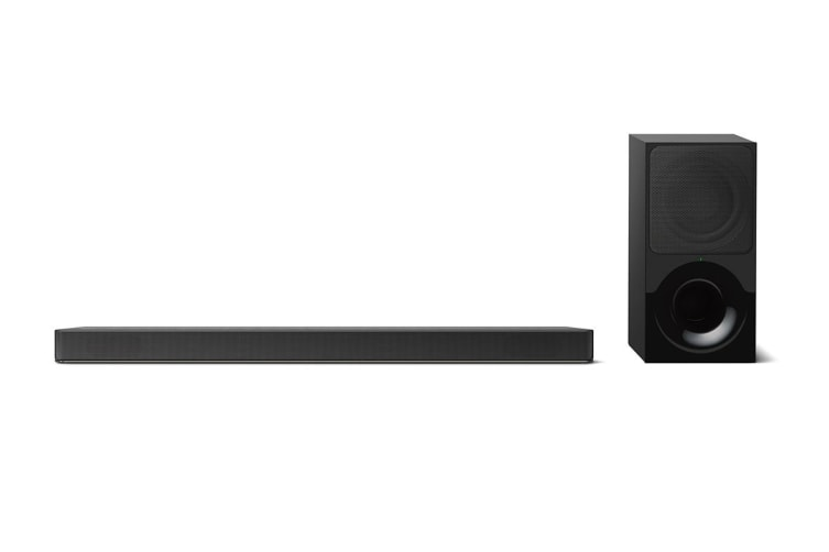 Sony Virtual Atmos Sound Bar with Wireless Subwoofer (HTX9000F)