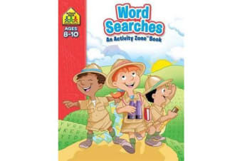 Word Searches - Activity Zone Workbooks