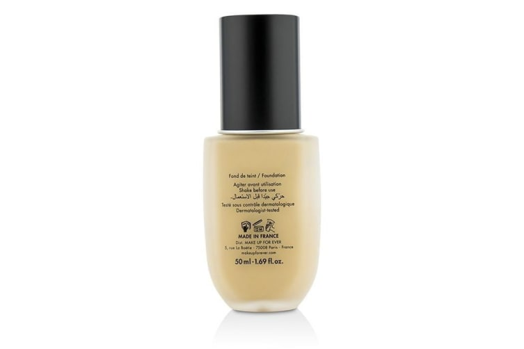 Make Up For Ever Water Blend Face & Body Foundation - # Y245 (Soft Sand) 50ml