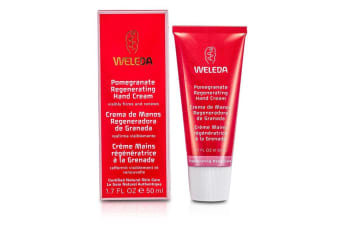 Weleda Hand Cream Pomegranate (Regenerating) 50ml