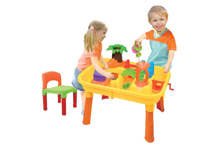 2-in-1 Kids Sand & Water Table (8111)