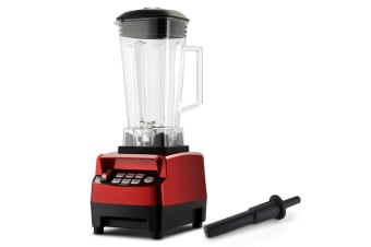 Commercial Blender Food Processor Mixer Kitchen Juicer Smoothie Ice 2L