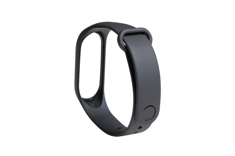 Xiaomi Replacement Strap for Mi Band 3 (Black)