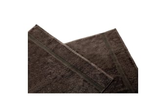 Belledorm Hotel Madison Hand Towel (Slate) (One Size)