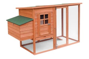 Brand New Large Chicken Coop Rabbit Hutch