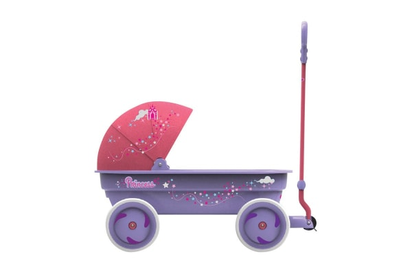 Eurotrike Princess Wagon with Canopy