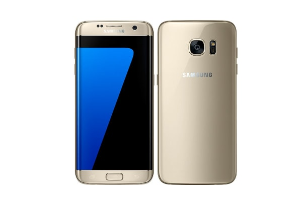 Samsung Galaxy S7 Edge (32GB, Gold, Australian Model)
