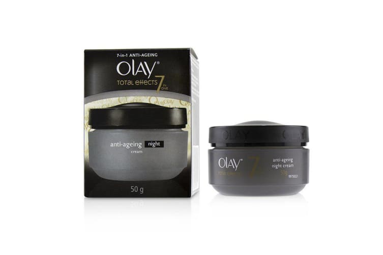 Olay Total Effects 7 In 1 Anti-Ageing Night Cream 50ml
