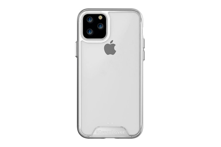 For iPhone 11 Pro Case iCoverLover Shockproof Clear Cover Thin Transparent