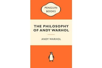 The Philosophy of Andy Warhol - Popular Penguins