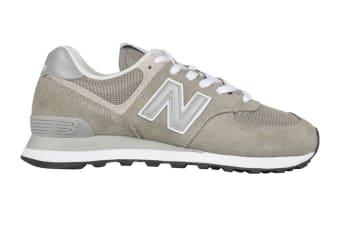 New Balance Men's 574 Shoe (Grey, Size 9.5)