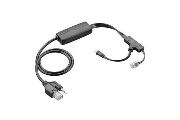 Plantronics APP-51 CS500 & Savi Series EHS Cable for Polycom Phones (Soundpoint 320/321/330/331/550