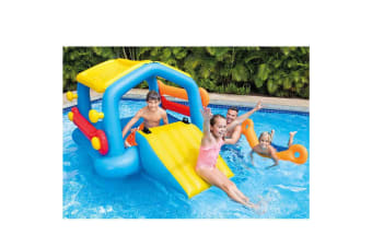 Intex Pool Island with Slide