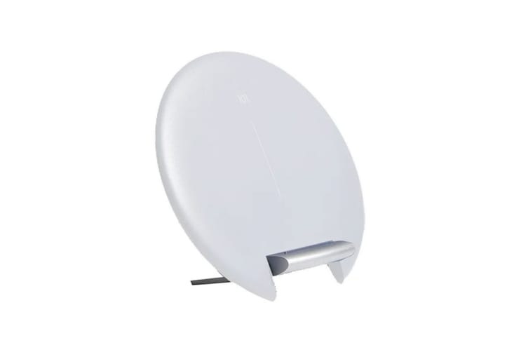 Cygnett Prime Wireless Desk Charger Premium White (CY2646WIRDE)