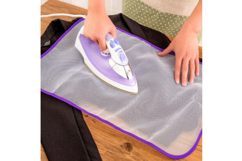 3 pack Protective Press Mesh Ironing Cloth Guard Protect Delicate Garment Clothes Ironing Board Cover Mesh Cloth