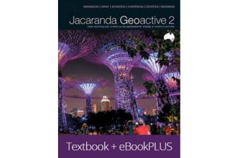 Jacaranda Geoactive 2 NSW Australian Curriculum Geography Stage 5 Fourth Edition eBookPLUS & Print