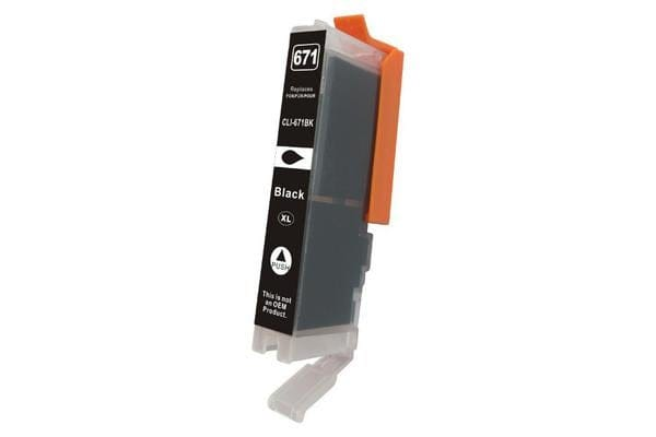 CLI-671XL Black Premium Compatible Inkjet Cartridge