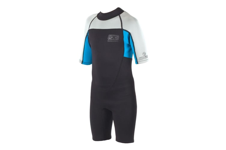 Ocean & Earth Boys Free Flex Spring Suit Wetsuit 2/2 14