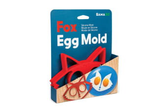 Fox Egg Mold