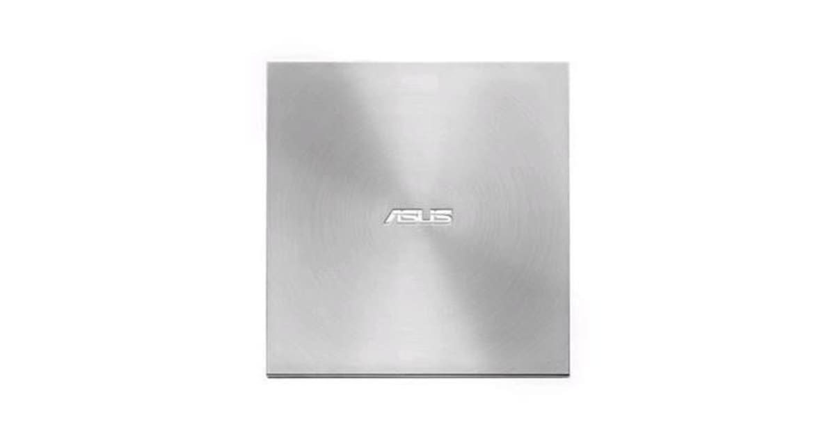ASUS U7M ZenDrive ultra-slim External DVD writer with 2 Free M-Disc Silver    Replacement Parts  