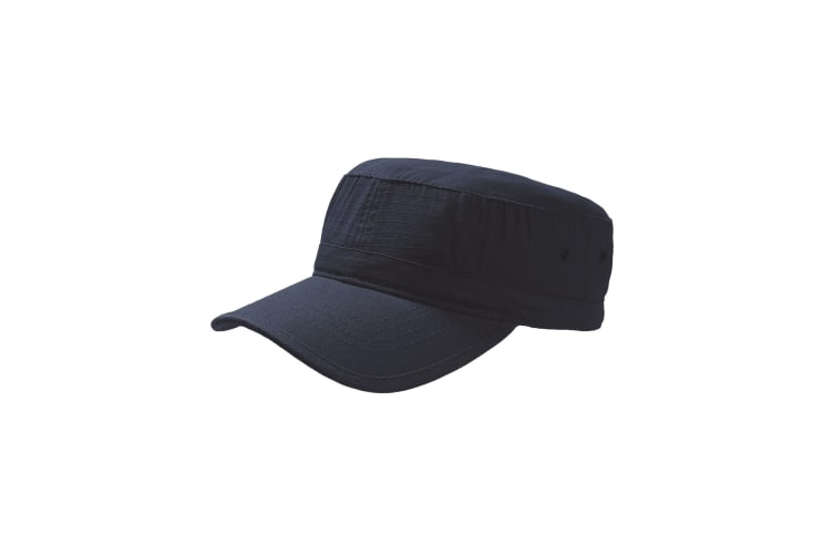 Atlantis Army Military Cap (Pack of 2) (Navy) (One Size)