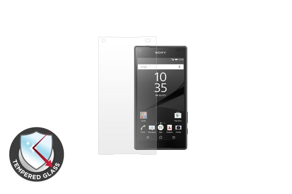 Premium Tempered Glass Screen Protector for Sony Z5 Compact