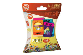 Emoji Fish Card Game