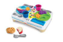 Fisher Price Share & Learn Say Please Snack Set