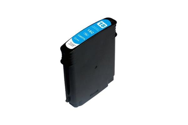 18 #18 High Yield Cyan Compatible Inkjet Cartridge