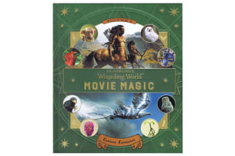 J.K. Rowling's Wizarding World Movie Magic - Volume 2