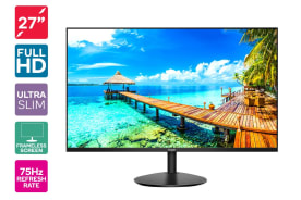 "Kogan 27"" Full HD IPS 75Hz Frameless Monitor (1920 × 1080)"