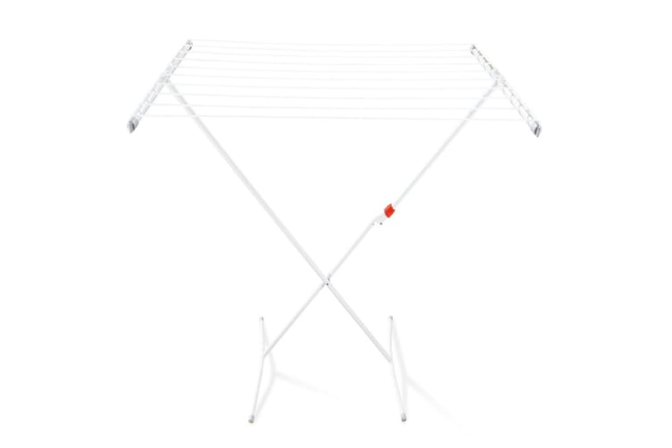 LEIFHEIT CLASSIC 100 STANDING CLOTHES COMPACT DESIGN DRYING RACK 72700