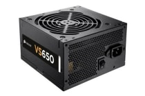 Corsair 650W VS 80+ Certified 120mm FAN ATX PSU 3 Years Warranty