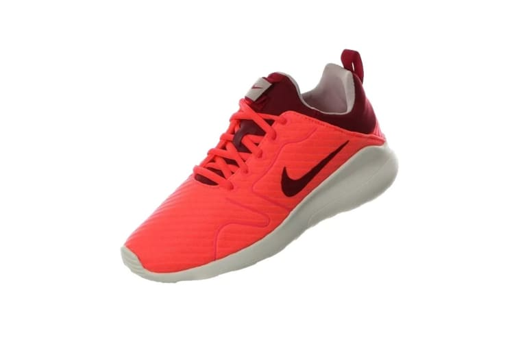 Nike Women's Kaishi 2.0 SE Running Shoes (Hot Punch/Red/Slate, Size 7 US)